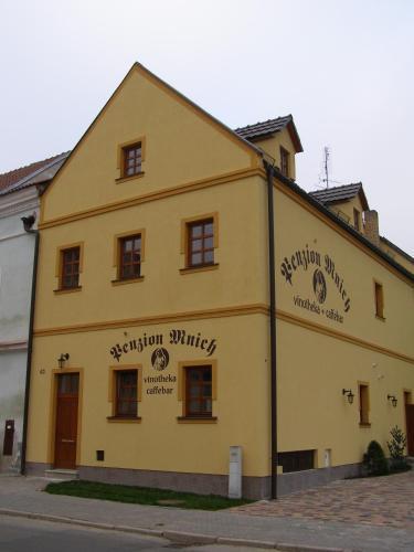 Hotel Pictures: Penzion Mnich, Nová Bystřice