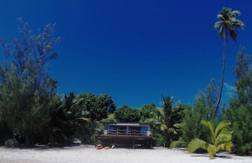 Vaiorea Beach House