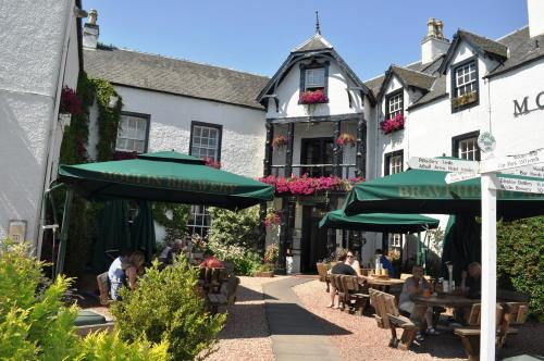 Hotel Pictures: Moulin Hotel, Pitlochry