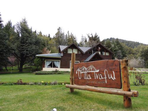 Hotellikuvia: Hosteria Villa Traful, Villa Traful