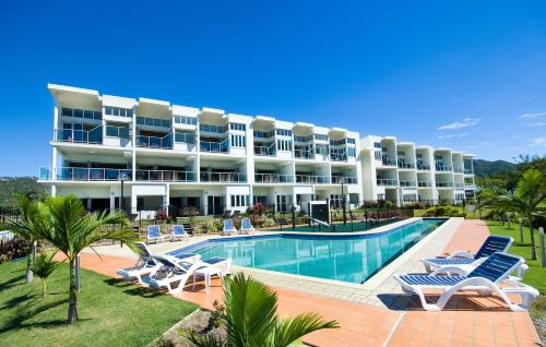 Fotografie hotelů: Beachside Magnetic Harbour Apartments, Nelly Bay