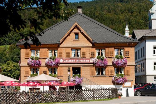 Fotos do Hotel: Hotel Gasthof Hirschen, Bezau