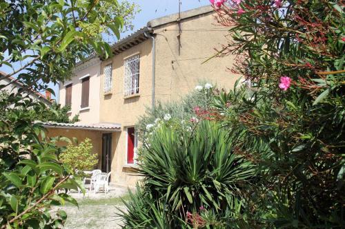 Maison au calme 4 couchages à Avignon