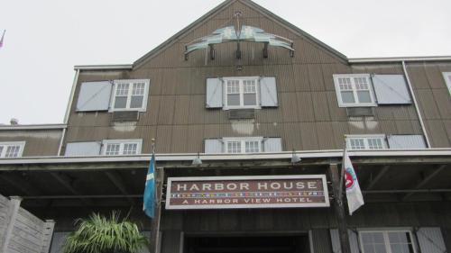 Harbor House Hotel and Marina