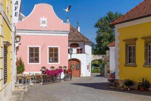 Hotelbilleder: unser rosa Haus für Sie, Rust
