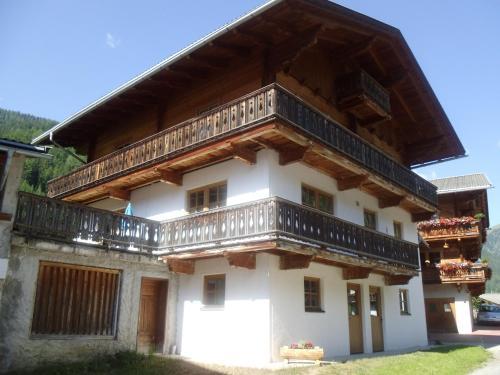 Fotos del hotel: Ferienhaus Aussermoscher, Innervillgraten