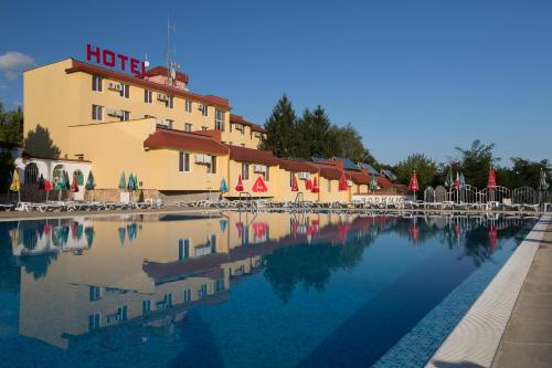 Hotelfoto's: , Kazanlŭk