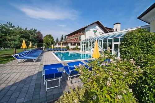 Hotellikuvia: Golf-Tennis-Wellnesshotel Mori, Sankt Kanzian