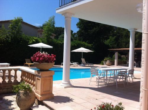 Villa Garoupe