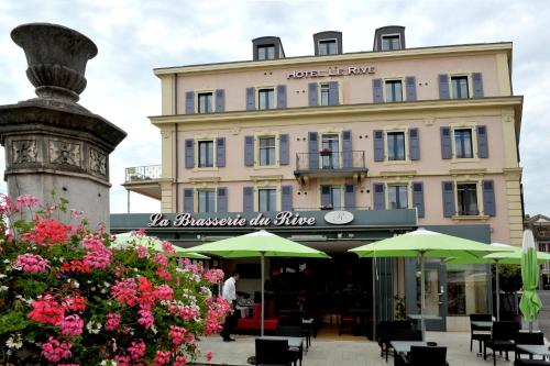 Hotel Pictures: Hotel Le Rive, Nyon