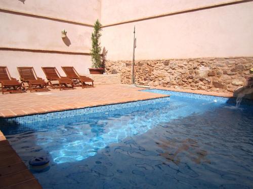 Hotels moral de calatrava hotel reserveren in moral de - Hotel casa grande almagro ...