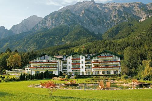 酒店图片: Alpenhotel Speckbacher Hof, 格纳登瓦德