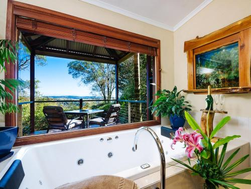 Hotelbilleder: Lillypilly's Country Cottages & Day Spa, Maleny