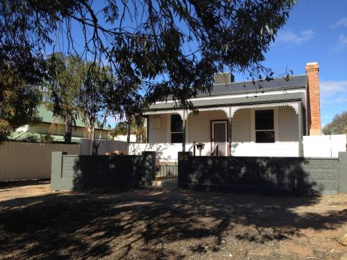 Foto Hotel: Miner's Cottage, Broken Hill