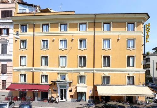Hotel San Valentino Roma Via Ezio