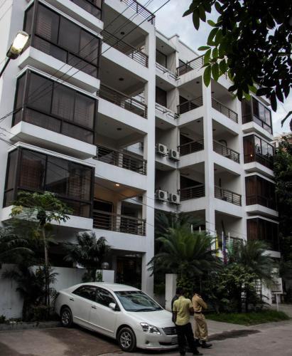 酒店图片: Rose Wood Residence, 达卡