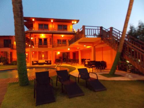 Hotel Pictures: Pousada Janelas do Mar, Flecheiras