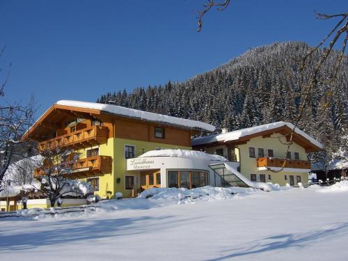 Hotelbilder: Landhaus Maurer, Wagrain