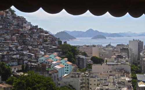 Pousada Favela Cantagalo