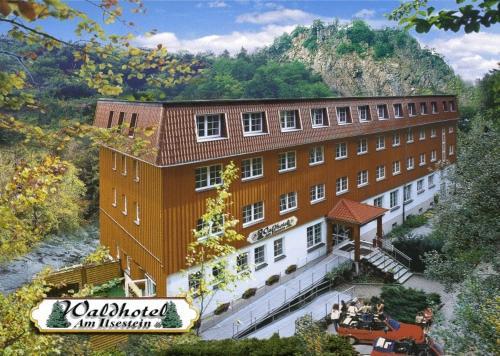 Hotel Pictures: Waldhotel am Ilsestein, Ilsenburg