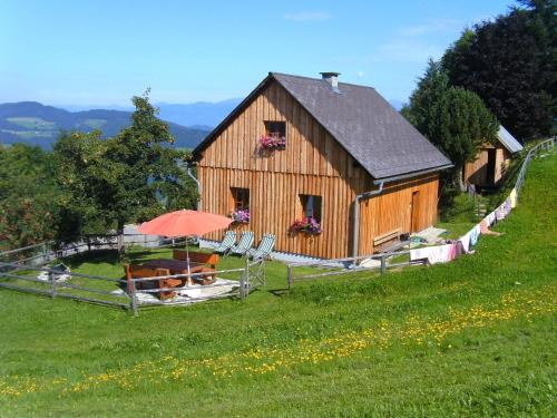 Fotografie hotelů: Laikamhütte, Weißkirchen in Steiermark