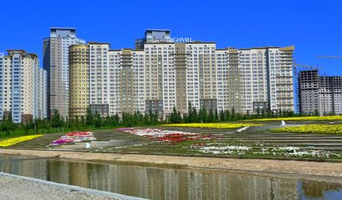 Highvill Astana Apartment