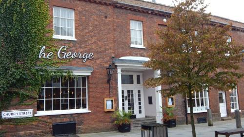 Hotel Pictures: The George at Baldock Boutique Hotel, Baldock