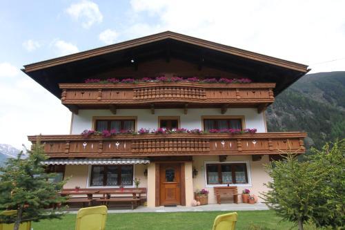酒店图片: Haus Sonneck, Niederthai