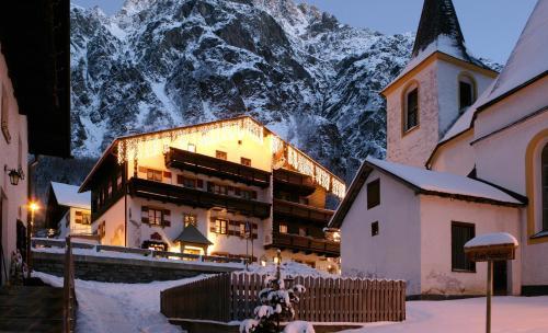 Fotos de l'hotel: Der Pitztaler Kirchenwirt, Sankt Leonhard im Pitztal