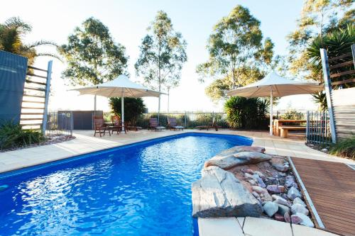 ホテル写真: Majestic Oasis Apartments, Port Augusta
