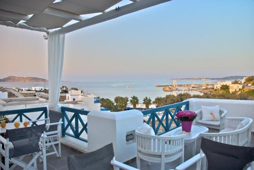 Hotel Pictures: Alexandros Apartments, Náousa