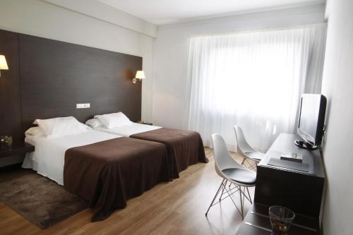 Hotel Pictures: Hotel Méndez Núñez, Lugo