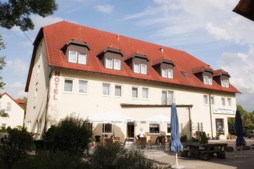 Hotel Garni Hildburghausen