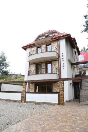 Hotellikuvia: Villa Ema, Panichishte