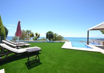 Sitges Sea View Villa