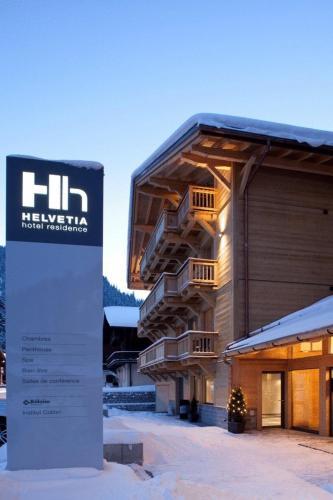 Hotel Pictures: Helvetia hotel, Morgins