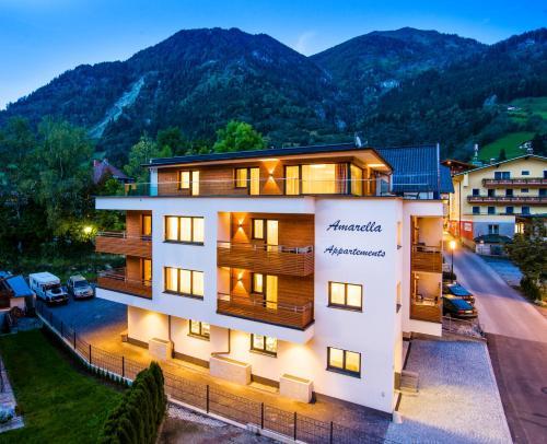 ホテル写真: Appartements Amarella, バート・ホーフガシュタイン