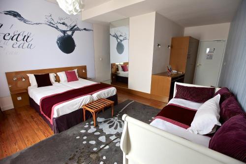 Hotel Pictures: INTER-HOTEL Ô Gayot, Bagnoles de lOrne