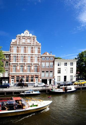 Amsterdam house hotel eureka amsterdam online booking for Booking hotel amsterdam