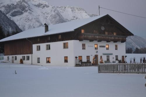 Fotos do Hotel: Pfannelerhof, Leutasch