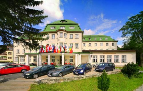 Hotel Pictures: Palace Club, Špindlerův Mlýn