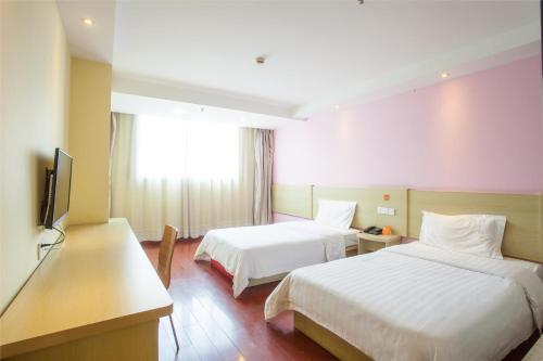 7Days Inn Zhuhai Gongbei Port
