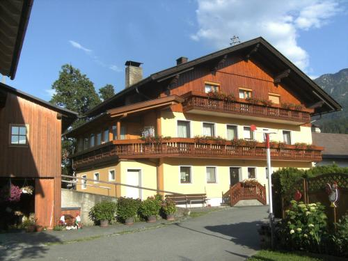 ホテル写真: Bauernhof Katin, Tröpolach