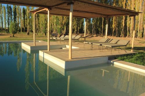 Zdjęcia hotelu: Posada Paso de los Patos, Barreal