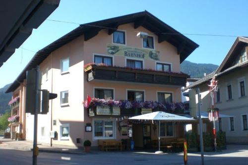 Fotos de l'hotel: Gasthof Wildschönauer Bahnhof, Wörgl