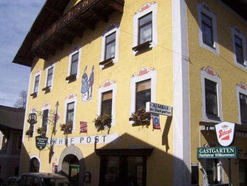 Fotos do Hotel: Gasthof zur Post, Taxenbach