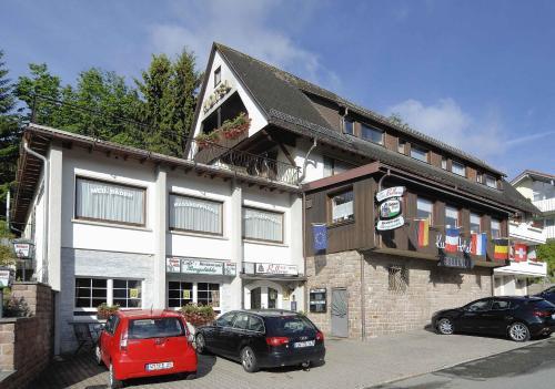 Hotel Pictures: Hotel Bellevue, St. Blasien