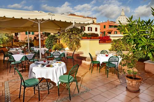 Appart 39 h tels rome h bergements ind pendants rome for Appart hotel pas cher rome