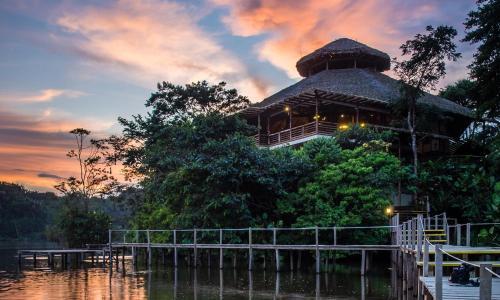 Hotel Pictures: La Selva Amazon Ecolodge & Spa, Providencia