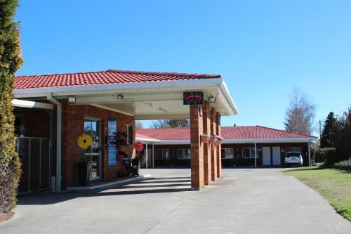 Fotografie hotelů: Glen Haven Motor Inn, Glen Innes